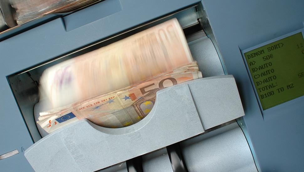 Evro novčanice