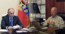 Prvi službeni razgovor Bajdena i Putina