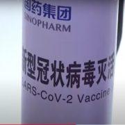 Minimalni neželjeni efekti vakcine Sinopharm