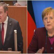 ANGELA MERKEL DOBILA NASLEDNIKA Armin Lašet izabran za novog šefa CDU