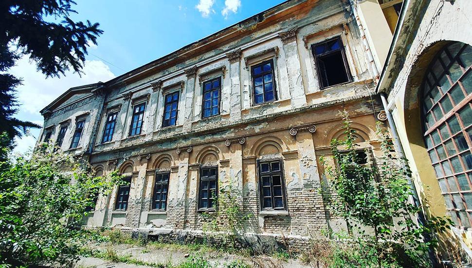 Dvorci Srbije