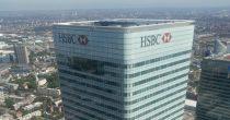 HSBC zatvara više od 120 poslovnica u SAD