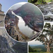 (FOTO) Prijepolje – Brzaci Lima, živopisni kanjon Mileševke i pogled Belog anđela