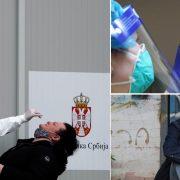 Raste broj zaraženih u Srbiji, još 1.550 osoba, preminulo 15 pacijenata