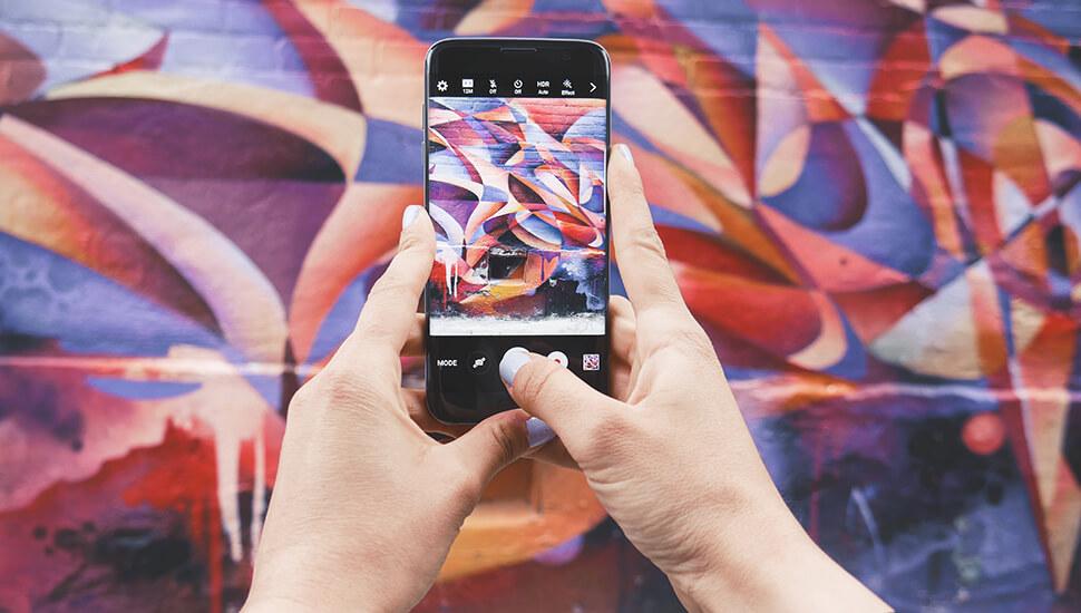 Fotografisanje grafita