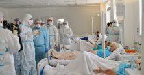 Sve više zaraženih na bolničkom lečenju, obolelo manje od 5.000 ljudi