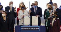 Kongres odobrio 1.900 milijardi dolara pomoći