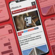 Biznis.rs predstavlja svoju mobilnu aplikaciju