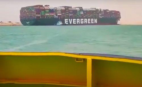 Niko ne zna šta će biti sa 18.000 kontejnera koji su i dalje zarobljeni na brodu u Suecu
