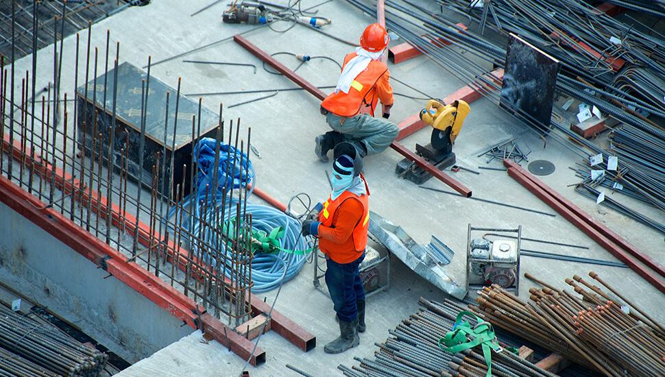 Građevinski radnici