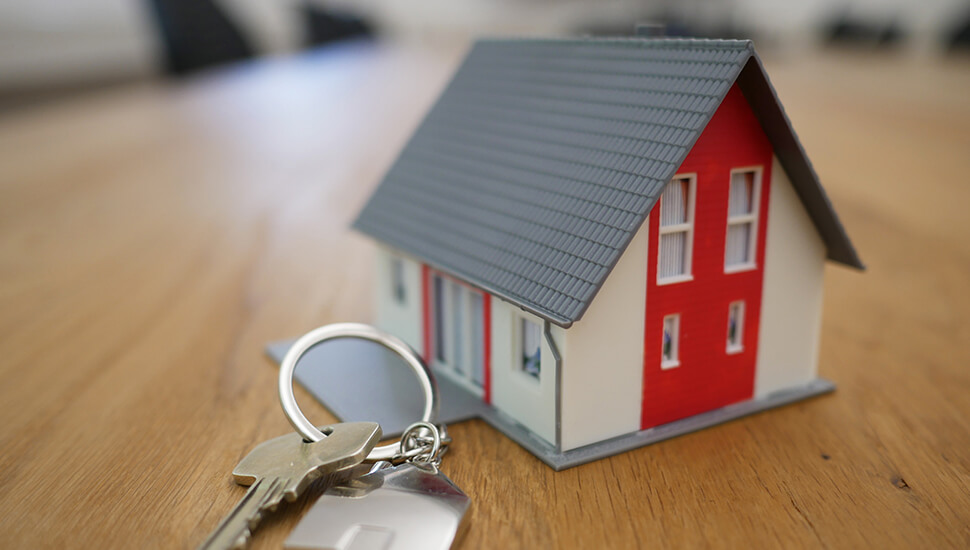 Ključ od kuće i kuća