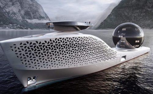 Eko-ture na novoj super jahti Earth 300 koštaće tri miliona dolara