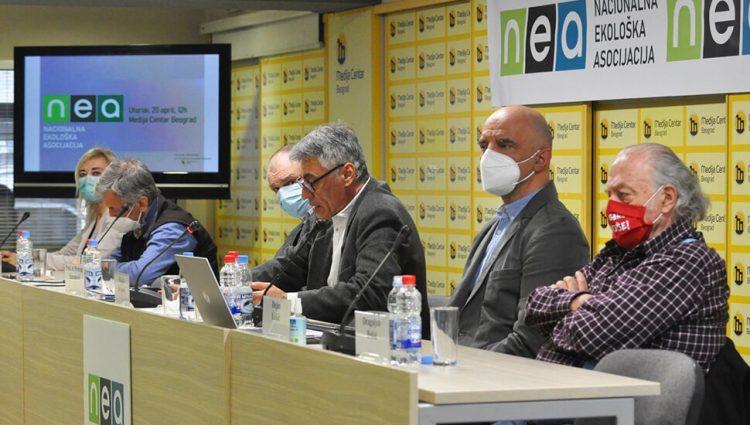 Osnivanjem Nacionalne ekološke asocijacije ukazano na ključne izazove iz oblasti zaštite životne sredine