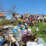 Građani zavrnuli rukave i sakupljali smeće širom Srbije
