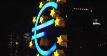 Evro na najvišem nivou prema dolaru od početka avgusta