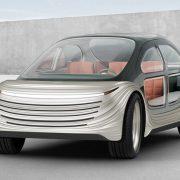 (FOTO/VIDEO) Električni automobil koji prečišćava vazduh