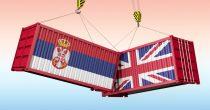 Stupa na snagu trgovinski sporazum Srbije i Velike Britanije