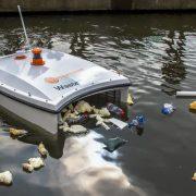 (VIDEO) Leteći i plutajući dronovi čiste reke