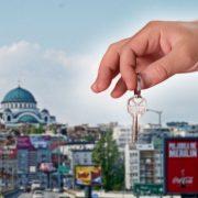 Skoro niko u Srbiji ne plaća porez na izdavanje nekretnina