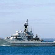 Francuski ribari najavili protestnu blokadu, a dva broda Kraljevske mornarice patroliraju