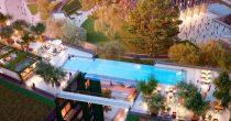 Viseći prozirni bazen kao nova londonska atrakcija