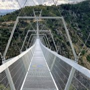Otvoren najduži pešački most na svetu