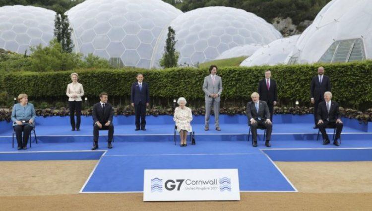 G7 nudi pomoć nerazvijenima ili hladni rat Kinezima?