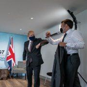 Priča o kobasicama, kao uvod u otvoreni rat rečima Evrope i Britanije