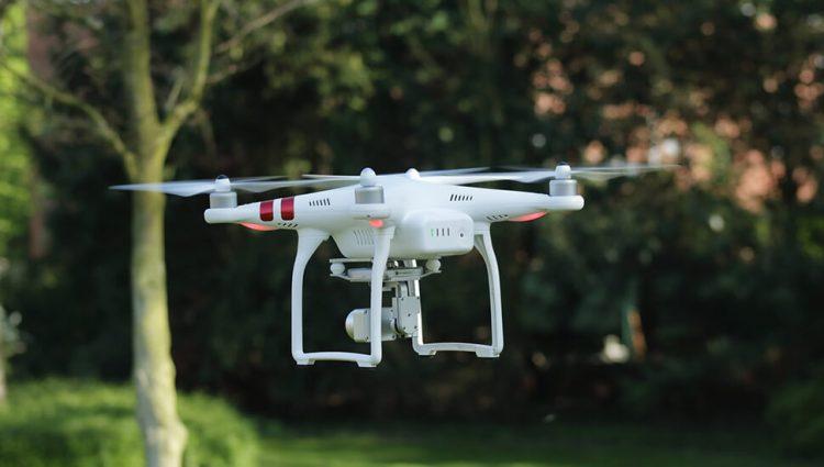 Drakonske kazne za nelegalan let drona