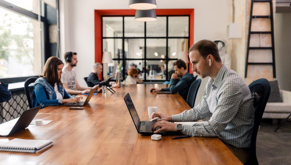 Coworking prostor