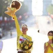 Tadej Pogačar je ponovo osvojio Tour de France, a kolika je njegova novčana nagrada?