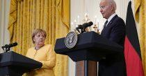 Merkel i Bajden različito o Severnom toku 2