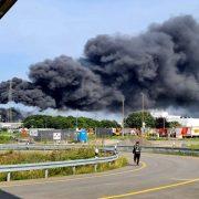 Velika eksplozija u centru hemijske industrije u Leverkuzenu