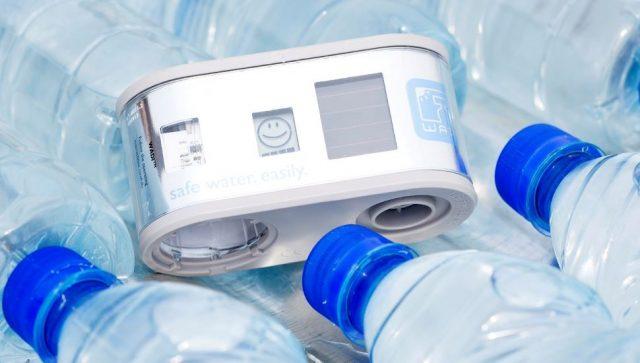 Prečišćavanje vode uz pomoć solarne energije