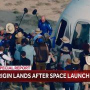 Bezosov istorijski let u svemir trajao 10 minuta