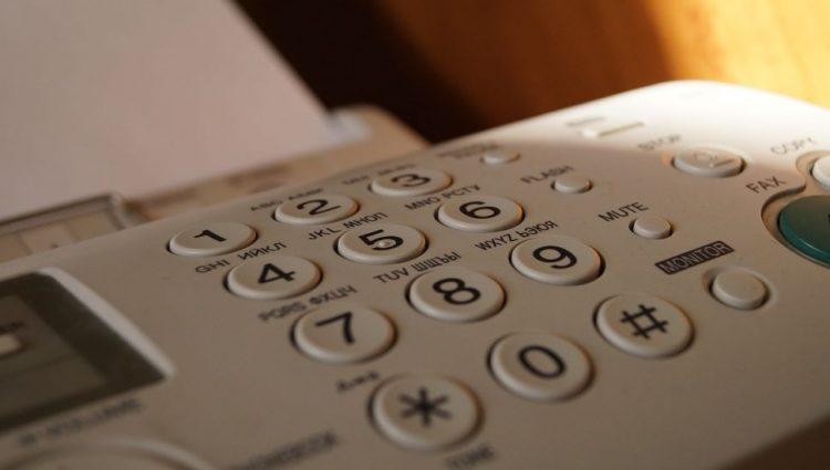 U nemačkom javnom sektoru još šalju faksove