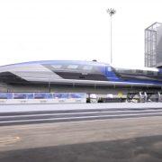 """Najbrži voz na svetu """"leteće"""" 600 km/h (VIDEO)"""