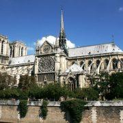 Air France i KLM finansijski su podržali rekonstrukciju Notre-Dame