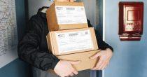 Pet miliona neisporučenih paketa prošle godine u Velikoj Britaniji
