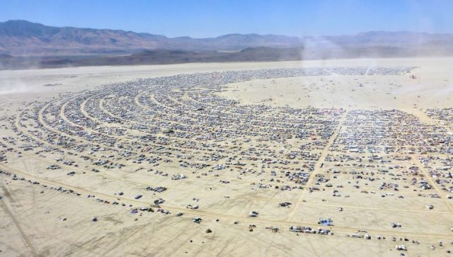 Festival Burning Man prelazi u virtuelnu stvarnost