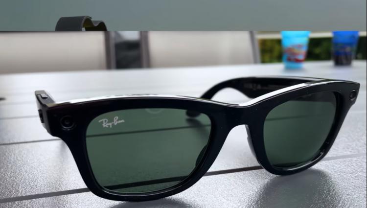 Pametne naočare Ray-Ban Stories za slikanje i razgovor