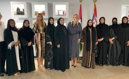 Saradnja poslovnih žena Srbije i preduzetnica iz UAE